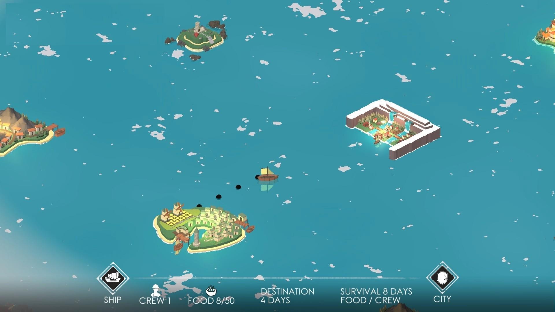 篝火2:未知海岸/The Bonfire 2: Uncharted Shores