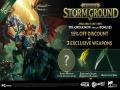 《战锤西格玛时代:风暴之地》游戏截图-3小图