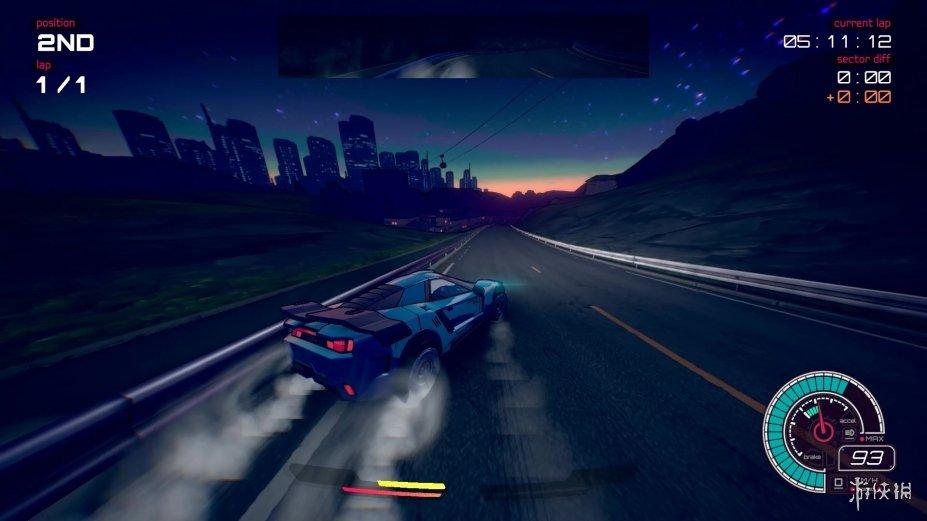 《惯性漂移》游戏截图