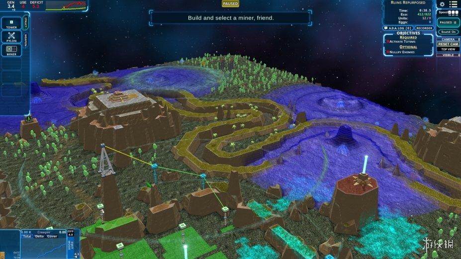 《爬行世界4》游戏截图