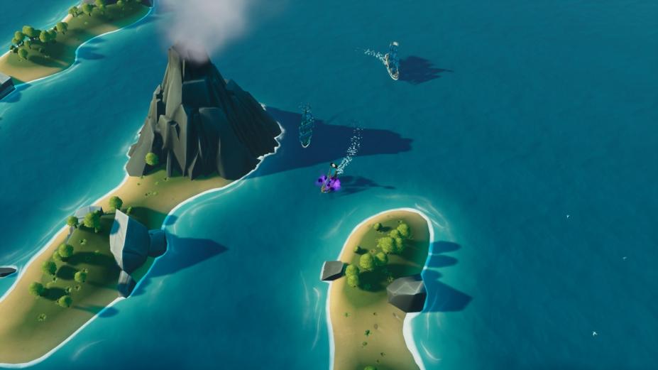 《海洋之王》游戏截图