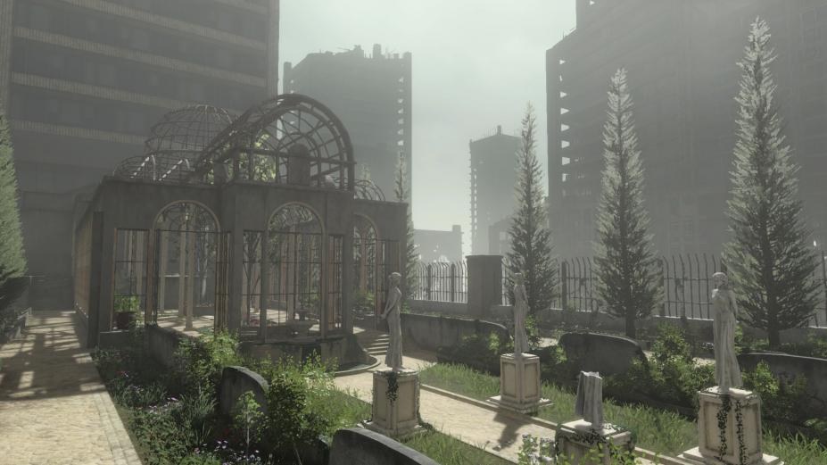 《尼尔:人工生命》游戏截图