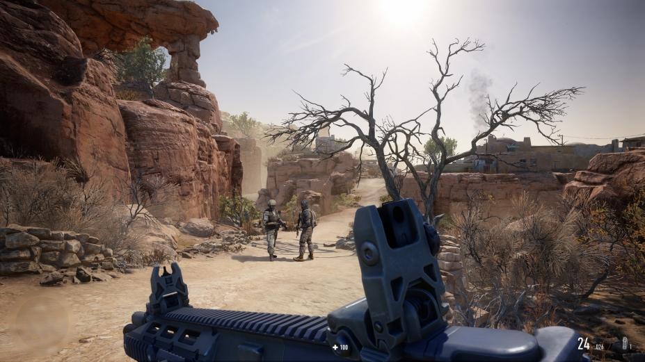 《狙击手:幽灵战士契约 2》游戏截图