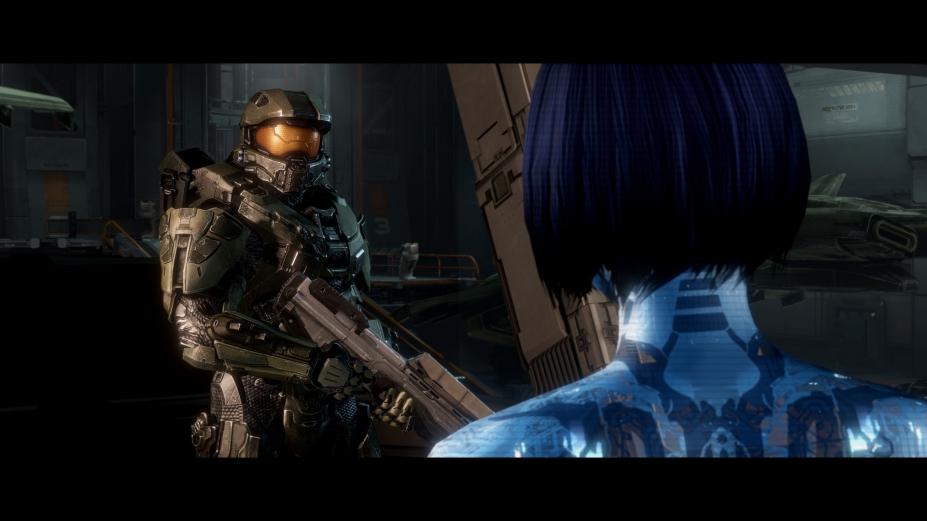 《光环4》游戏pc截图