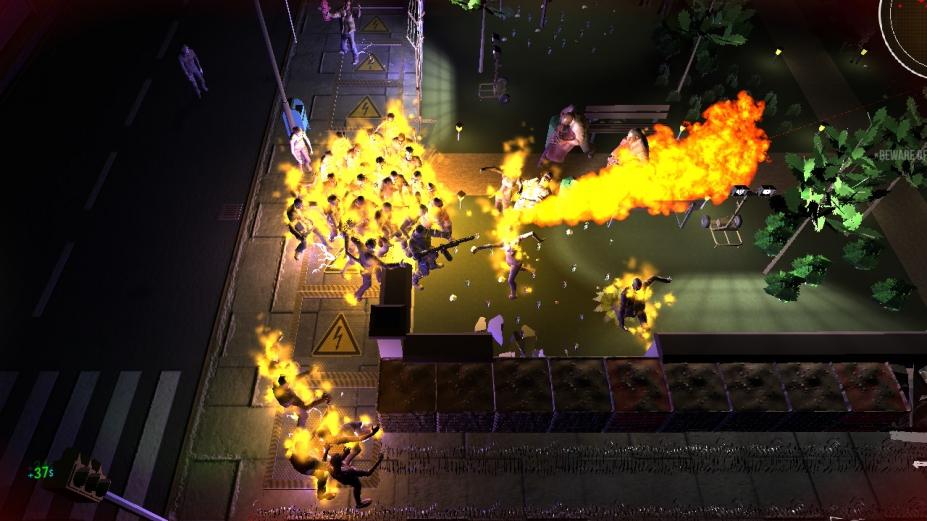 终极僵尸防御(Ultimate Zombie Defense)下载_终极僵尸防御 免安装绿色中文版截图