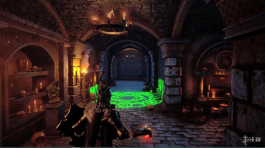 黑暗幻想骑士(Dark Fantasy Warriors)下载_黑暗幻想骑士 免安装绿色版截图
