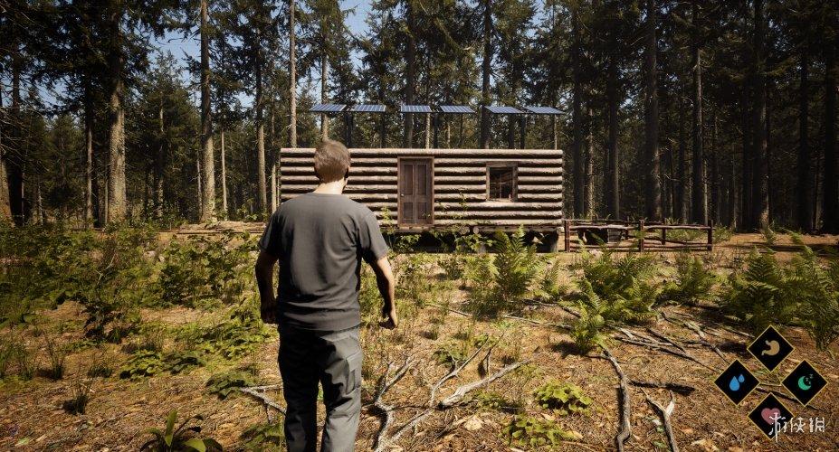 荒野(Wilderness)下载_荒野 免安装绿色版截图