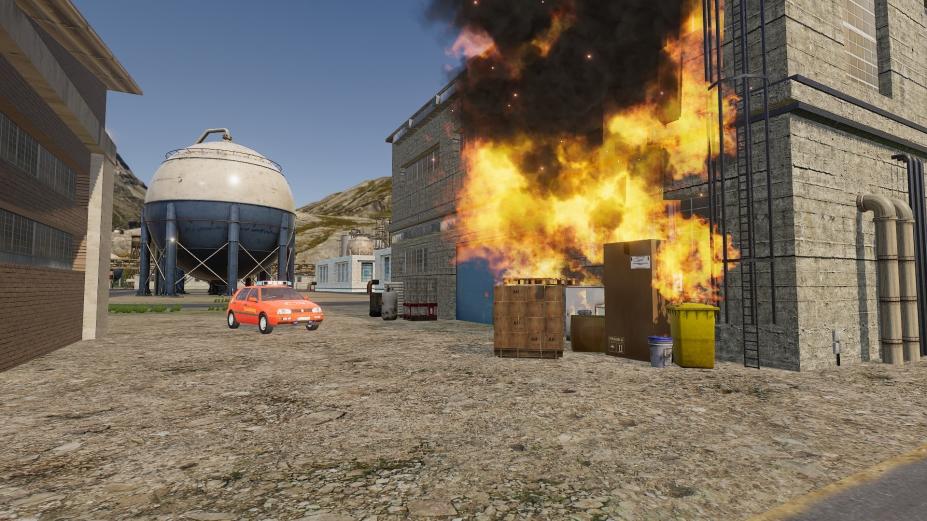 工业消防员(Industrial Firefighters)下载_工业消防员 免安装绿色版截图