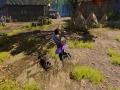 《武林志2》游戏截图-4小图