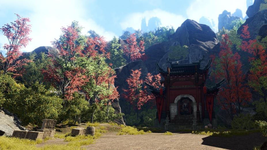 《武林志2》游戏截图