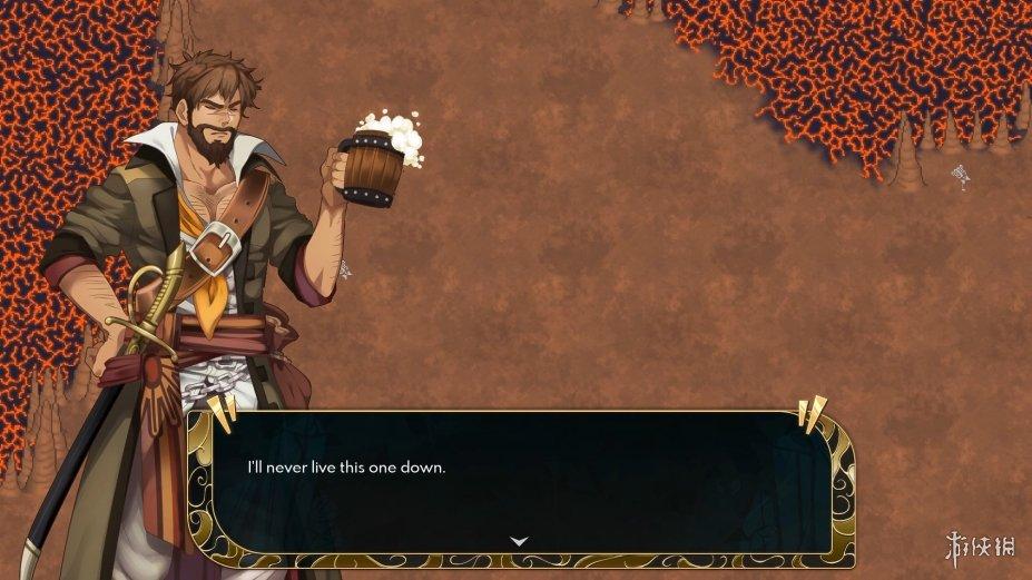 《晦暗神祇》游戏截图