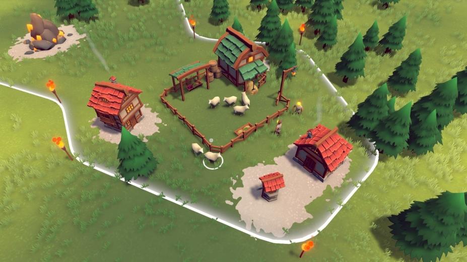 《Becastled》游戏截图