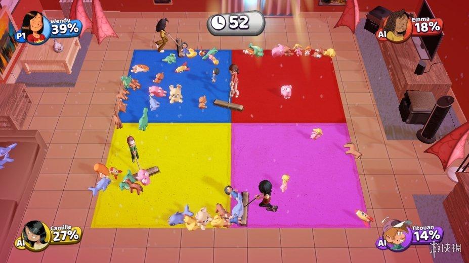 《姐妹派对》游戏截图