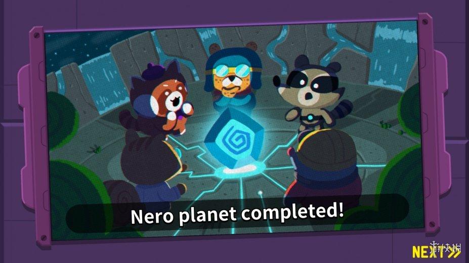《残缺宇宙》游戏截图