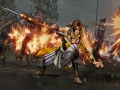 《战国无双5》游戏截图-4小图