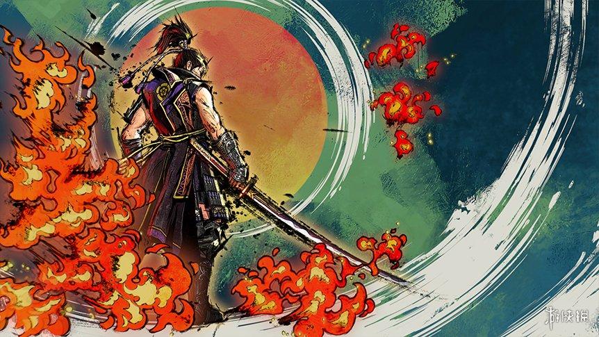 《战国无双5》游戏截图