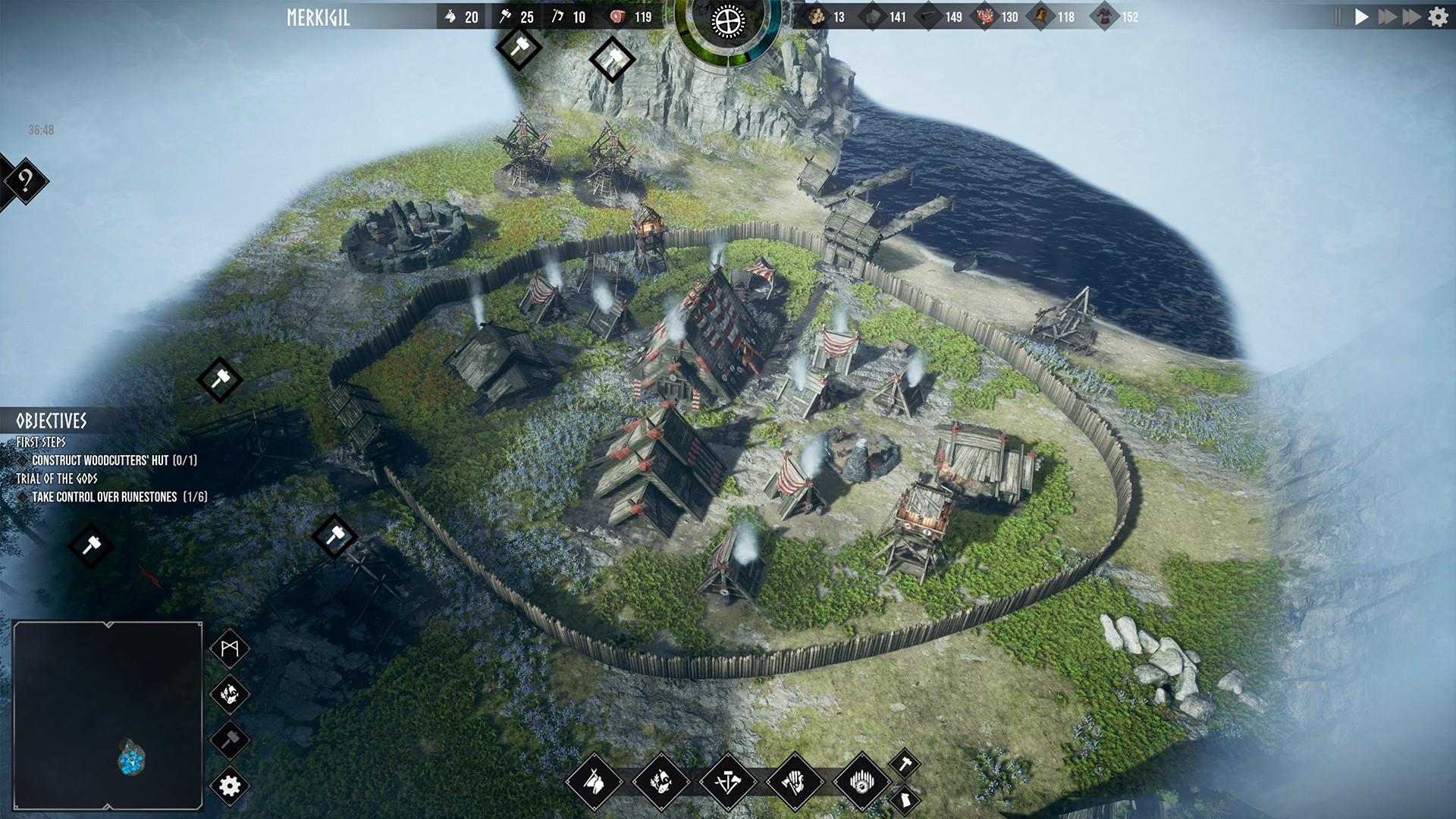 Frozenheim/北欧城市建设(更新v0.3.0)