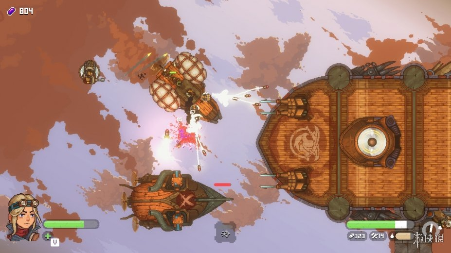 《黑色空岛》游戏截图