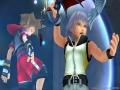 《王国之心HD 2.8合集》游戏截图-2小图