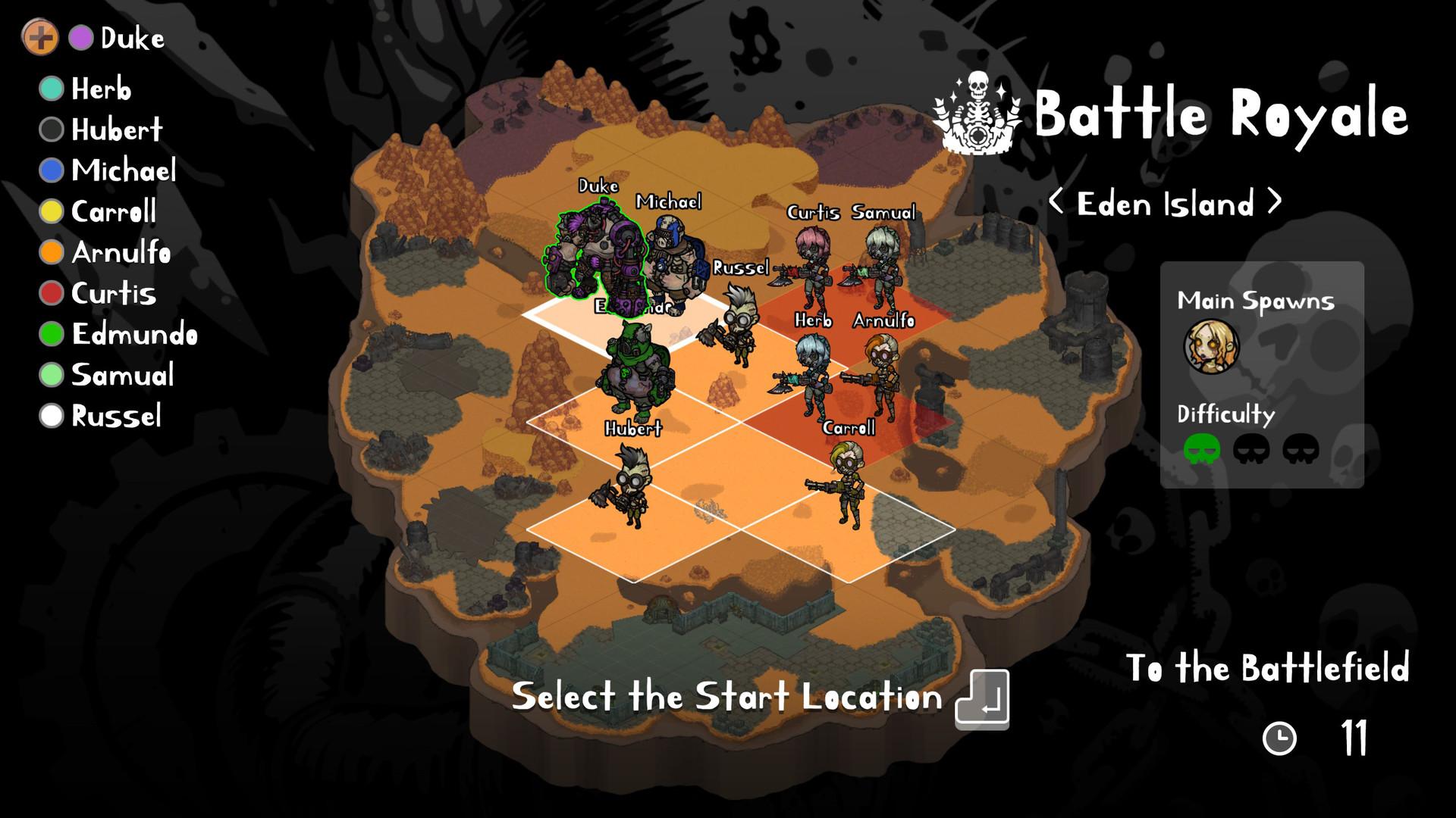 死亡之地:不死者军团/NecroLand : Undead Corps
