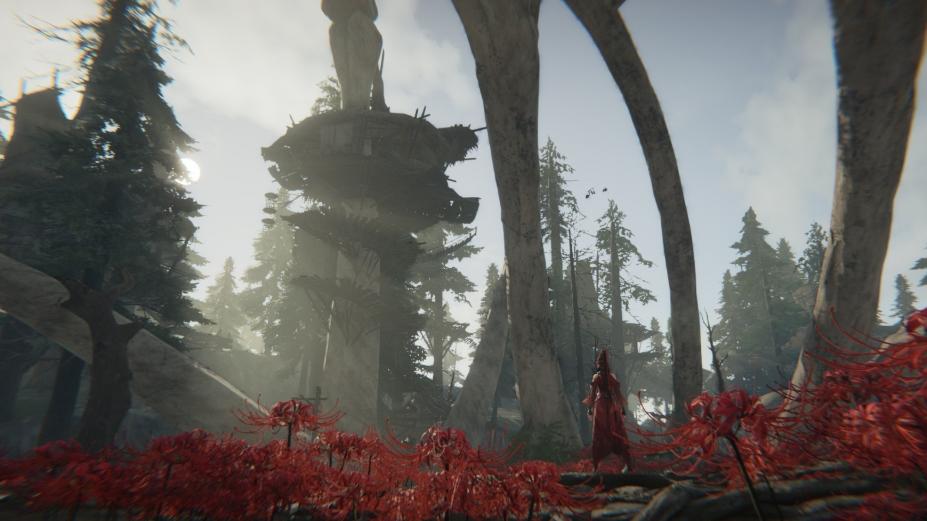 《永劫无间》游戏截图