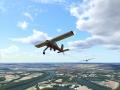 《飞机世界:滑翔机模拟器》游戏截图-3小图