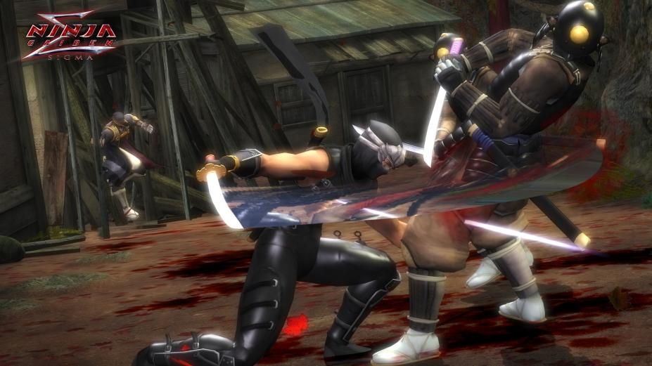 《忍者龙剑传:大师合集》游戏截图