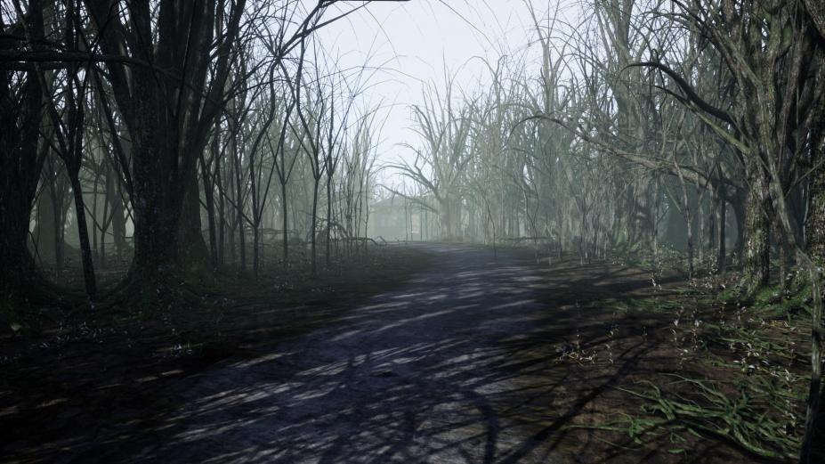 《隐形》游戏截图
