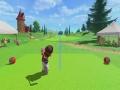 《马里奥高尔夫:超等冲刺》游戏截图-2小图