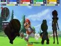 《马里奥高尔夫:超等冲刺》游戏截图-4小图