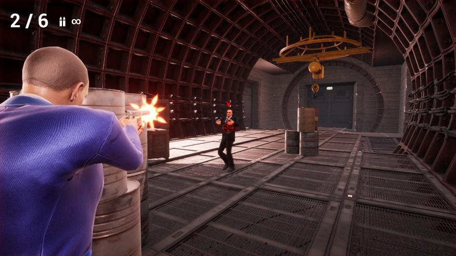 《黑洞》游戏截图2