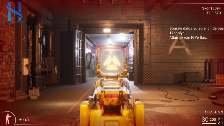 《僵尸大战》游戏截图