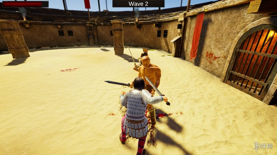 《胜利者》游戏截图