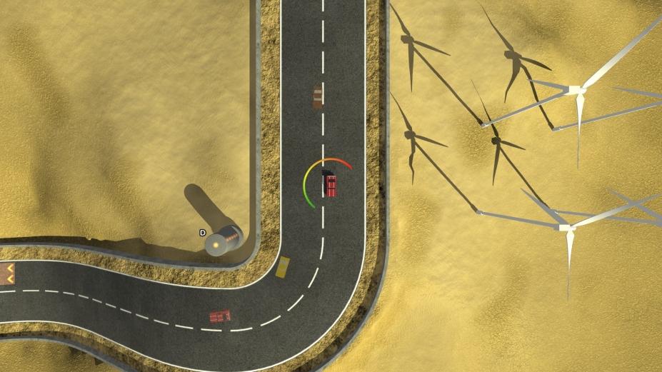 《暮光驾驶》游戏截图