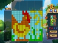 《冒险马赛克:奶奶的农场》游戏截图-2小图