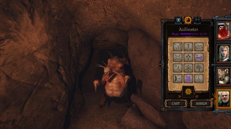 《地牢王国:月之标识》游戏截图
