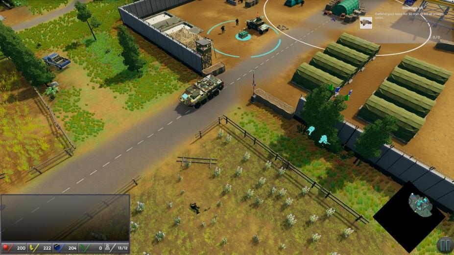 《人间地狱:浴血兄弟》游戏截图