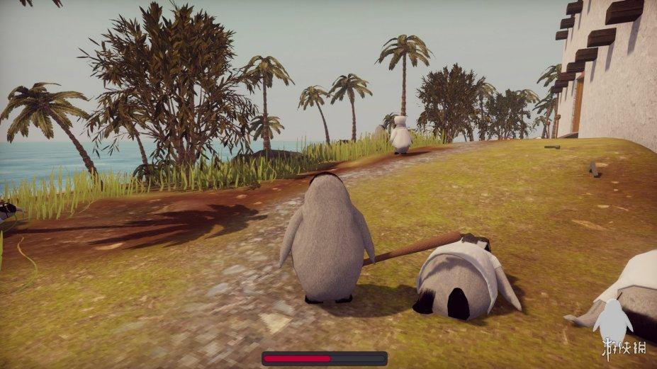 《史上最伟大的企鹅劫案》游戏截图