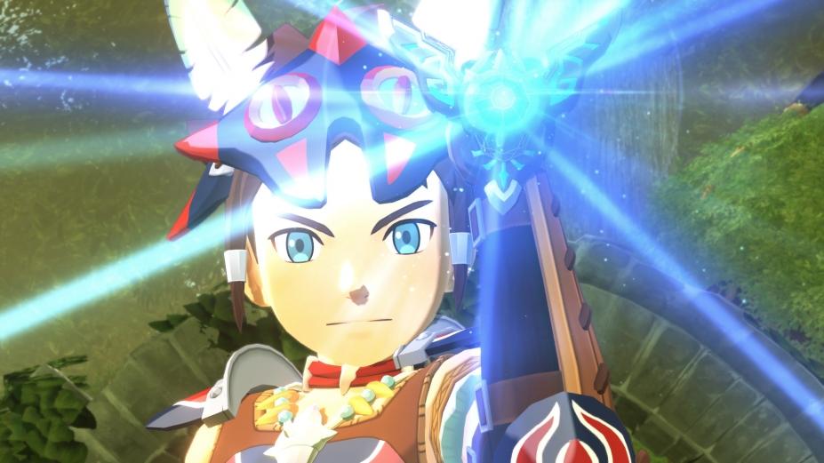 《怪物猎人物语2:破灭之翼》游戏截图