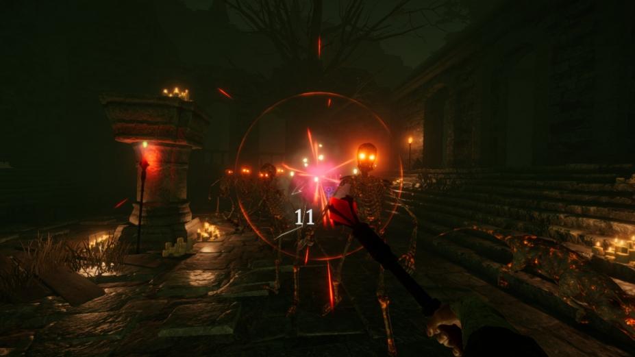 《掠夺之剑:百折不挠》游戏截图