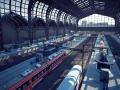 《列车人生:铁路摹拟器》游戏截图-3小图