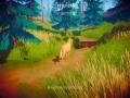 《丢失的狗》游戏截图-5小图