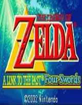 塞尔达传说 众神的三角力量+四支剑 汉化版