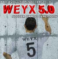 实况足球2010 WEYX 5.0 足球盛典集成增强版