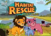 《生态救援之狮子的骄傲》硬盘版