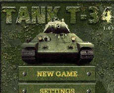 3D 坦克大战 Tank T-34V1.03