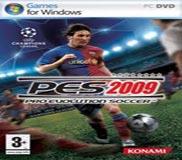 实况足球2009(PES2009)简体中文硬盘版