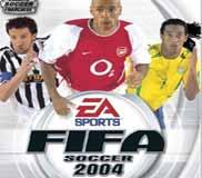 《FIFA世界足球 2004》绿色硬盘版