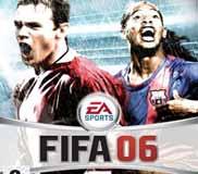 FIFA 2006绿色硬盘版
