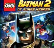 乐高蝙蝠侠2:超级英雄简体中文完整硬盘版